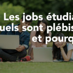 jobs étudiants
