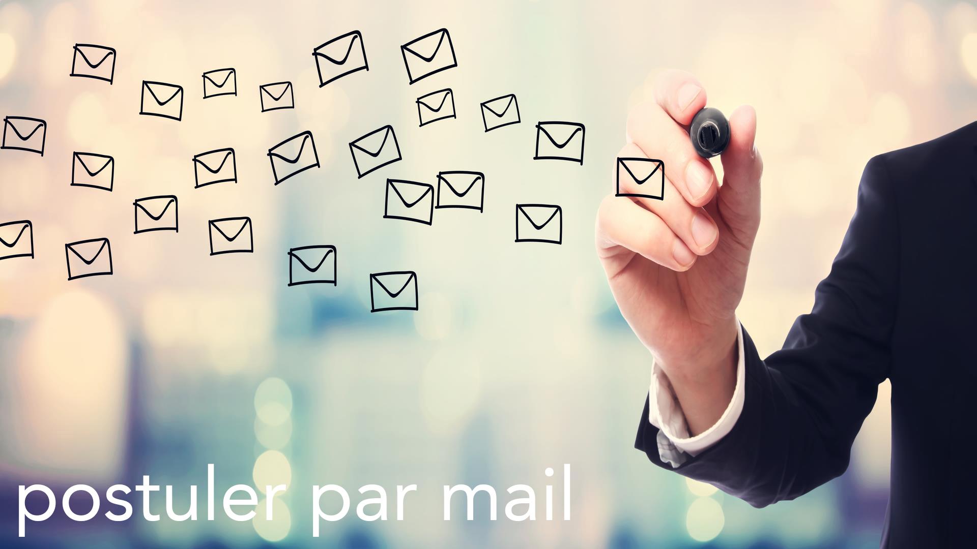 Postuler par e-mail : 6 conseils indispensables !